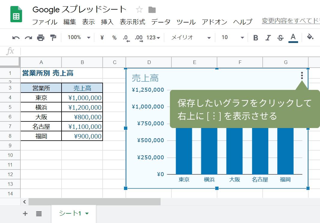 グラフの保存1