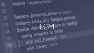 LCM関数