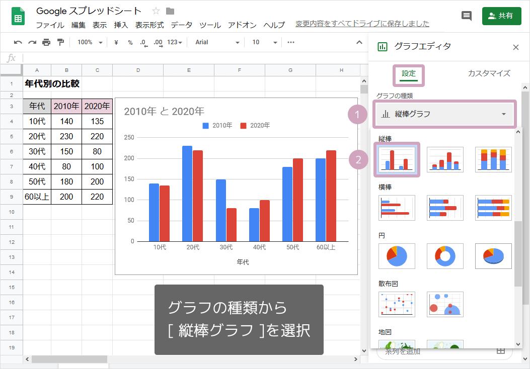 棒グラフの作り方03